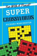 Omslag - Super Crosswords