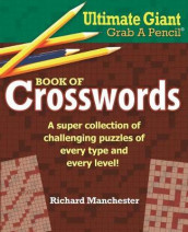 Ultimate Giant Grab a Pencil Book of Crosswords (Heftet)