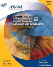 English Language, Literature, and Composition: Study Guide av Educational Testing Service (Heftet)