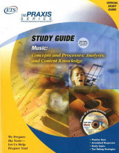Music: Study Guide av Educational Testing Service (Heftet)