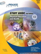 Physical Education and Health Study Guide av Educational Testing Service (Heftet)