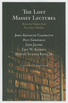The Lost Massey Lectures av Jane Jacobs (Heftet)