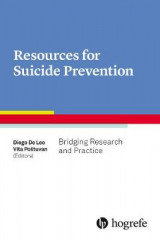 Omslag - Resources for Suicide Prevention: Bridging Research and Practice 2017