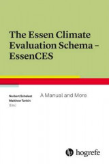 Omslag - Essen Climate Evaluation Schema - EssenCES 2016