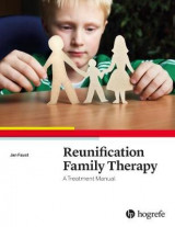 Omslag - Reunification Family Therapy: A Treatment Manual 2018