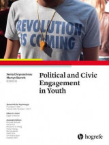 Omslag - Political and Civic Engagement in Youth 2018