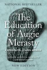 Omslag - The Education of Augie Merasty