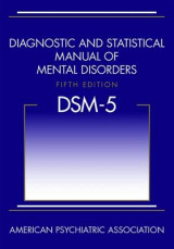 Omslag - Diagnostic and Statistical Manual of Mental Disorders (DSM-5)