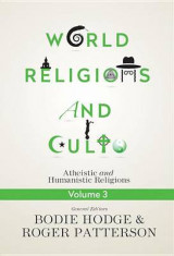 Omslag - World Religions and Cults Volume 3