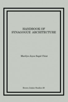 Handbook of Synagogue Architecture av Marilyn Joyce Chiat (Heftet)