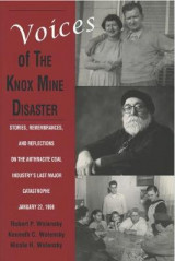 Omslag - Voices of the Knox Mine Disaster