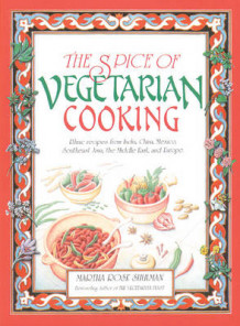 The Spice of Vegetarian Cooking av Martha Rose Shulman (Heftet)