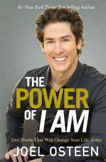 The Power Of I Am av Joel Osteen (Heftet)