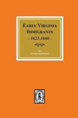 Omslag - Early Virginia Immigrants, 1623-1666.