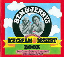 Ben and Jerry's Homemade Ice Cream and Dessert Book av Ben R. Cohen og Jerry Greenfield (Heftet)