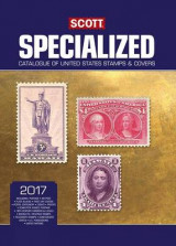Omslag - Scott 2017 Specialized United States Postage Stamp Catalogue