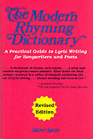 The Modern Rhyming Dictionary av Gene Lees (Heftet)