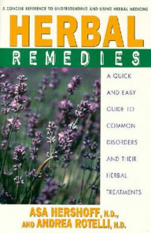 Herbal Remedies av Asa Hershoff (Heftet)