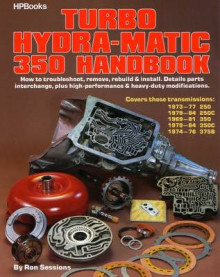 Turbo HydraMatic 350 Handbook av Ron Sessions (Heftet)