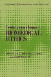 Contemporary Issues in Biomedical Ethics av John W. Davis, Barry Hoffmaster og Sarah J. Shorten (Innbundet)