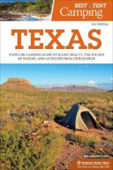 Omslag - Best Tent Camping: Texas