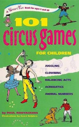 Omslag - 101 Circus Games for Children