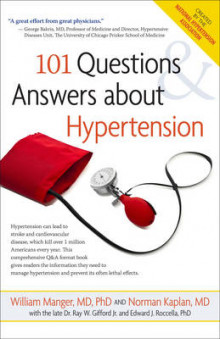 101 Questions & Answers About Hypertension av William M. Manger og Norman M. Kaplan (Heftet)