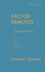 Omslag - Factor Analysis