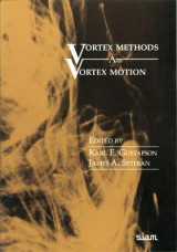 Omslag - Vortex Methods and Vortex Motion