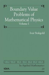 Omslag - Boundary Value Problems of Mathematical Physics 2 Volume Set: v. 1&2