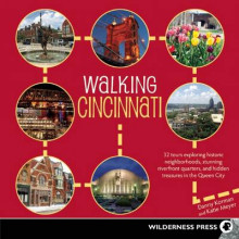 Walking Cincinnati av Danny Korman og Katie Meyer (Heftet)