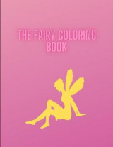 Omslag - The Fairy Coloring Book