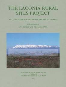 The Laconia Rural Sites Project: v. 36 av Williams Cavanagh, Christopher Mee og Peter James (Innbundet)