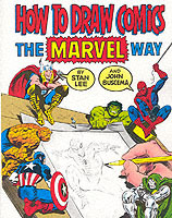 "How to Draw Comics the ""Marvel"" Way av Stan Lee og John Buscema (Heftet)"