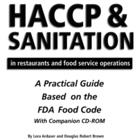 HACCP and Sanitation in Restaurants and Food Service Operations av Douglas Robert Brown og Lora Arduser (Innbundet)