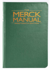 Omslag - The Merck Manual of Diagnosis and Therapy