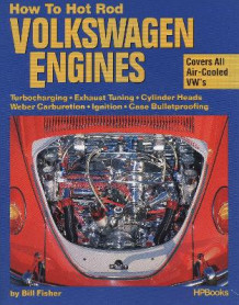 How to Hotrod Volkswagen Engines av Bill Fisher (Heftet)