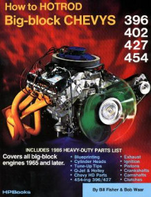 How to Hot Rod Big-Block Chevys HP42 av Bill Fisher og Bob Waar (Heftet)