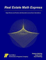 Omslag - Real Estate Math Express