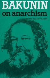 On Anarchism av Mikhail Bakunin (Heftet)