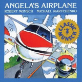 Omslag - Angela's Airplane