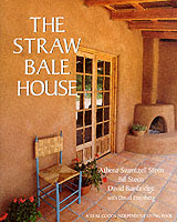 Omslag - The Straw Bale House