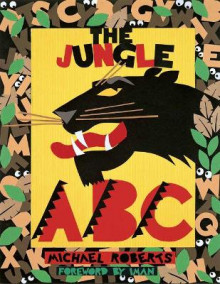 The Jungle ABC av Michael Roberts (Innbundet)