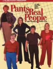 Pants for Real People av Marta Alto og Pati Palmer (Heftet)