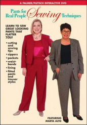 Pants for Real People av Marta Alto og Pati Palmer (DVD)
