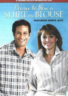 Learn to Sew a Shirt or Blouse av Marta Alto (DVD)