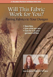 Will this Fabric Work for You? av Pati Palmer og Katrina Walker (Lyd-DVD)