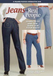 Jeans for Real People av Marta Alto og Pati Palmer (Lyd-DVD)