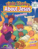 Omslag - Bible Stories about Jesus