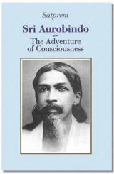Omslag - Sri Aurobindo or the Adventure of Consciousness